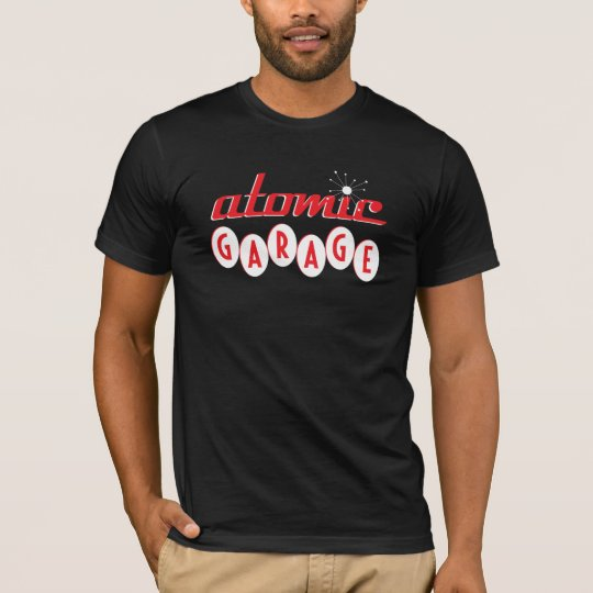 Atomic Garage Sputnik 2 T-Shirt