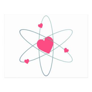 Atomic Heart Postcard
