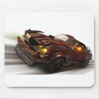 Atomic Highway! Mouse Pad