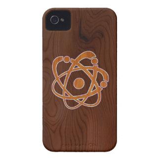 Atomic Inlay iPhone 4 Case-Mate Case