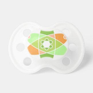 Atomic Kiwi Baby Pacifiers