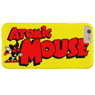 Atomic Mouse Barely There iPhone 6 Plus Case