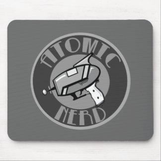 Atomic Nerd raygun mouse pad