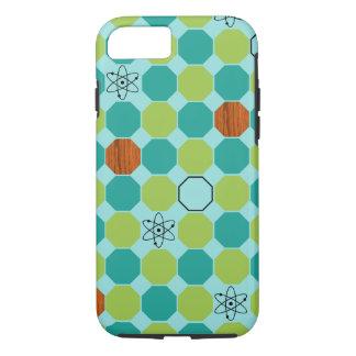 Atomic Octagons iPhone 7 Case