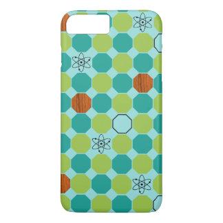 Atomic Octagons iPhone 7 Plus Case