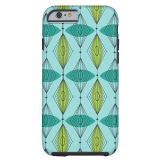 Atomic Ogee & Starbursts iPhone 6/6S Case Tough iPhone 6 Case
