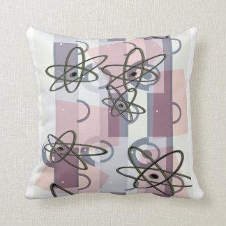 Atomic Pink Cushion