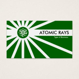 Atomic Rays - Dark Grass Green