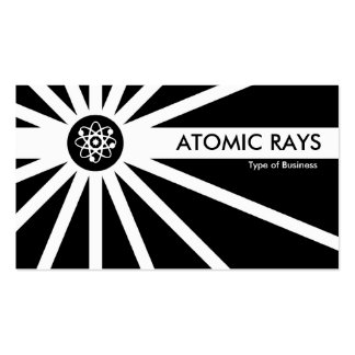 Atomic Rays Pack Of Standard Business Cards