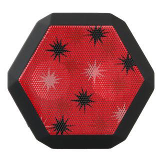 Atomic Red Starbursts Boombot REX Speaker