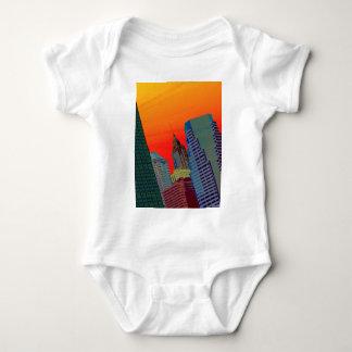 Atomic Skyline Baby Bodysuit