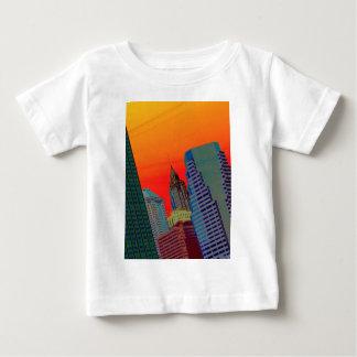 Atomic Skyline Baby T-Shirt