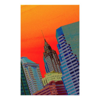 Atomic Skyline Stationery