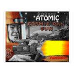 atomic space man black & white 1950s