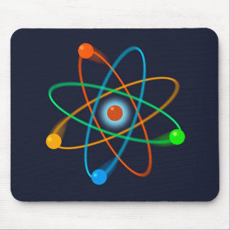 Atomic Structure 2 Mouse Mat