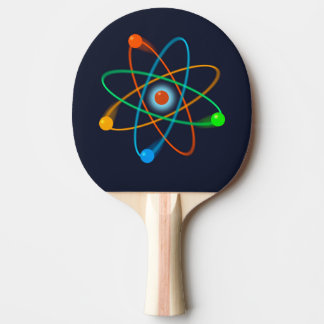 Atomic Structure Ping Pong Paddle