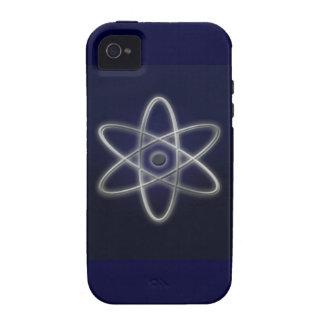 Atomic Symbol iPhone 4/4S Case