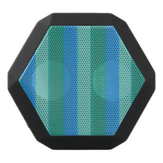 Atomic Teal & Turquoise Stripe Boombot Rex Speaker