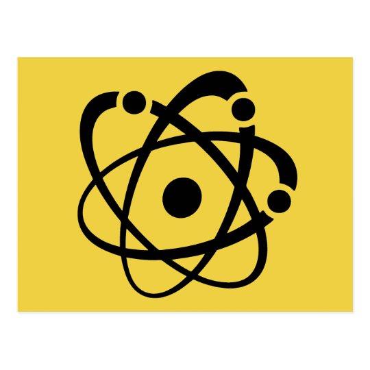 Atomic Wonk Postcard