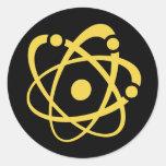 Atomic Wonk Stickers