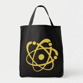 Atomic Wonk Tote Bag