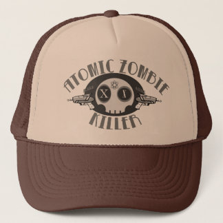 Atomic zombie killer hat