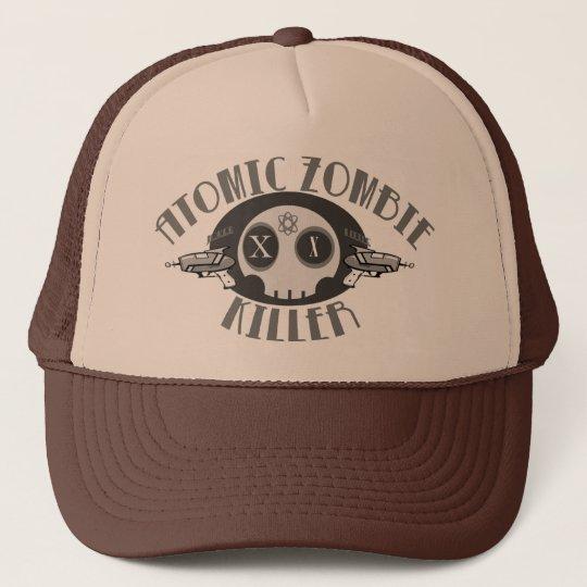 Atomic zombie killer hat