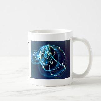 Atomicity 3 Abstract CricketDiane Art Basic White Mug