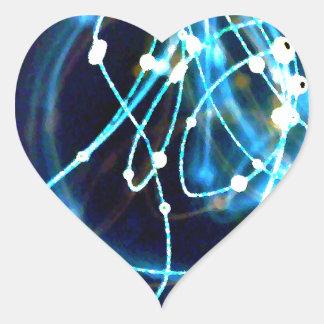 Atomicity Atomic Nuclear Atom Paths CricketDiane Heart Sticker