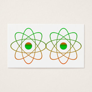 Atoms Business Cards