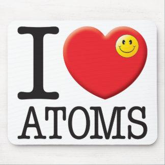 Atoms Love Mousepad