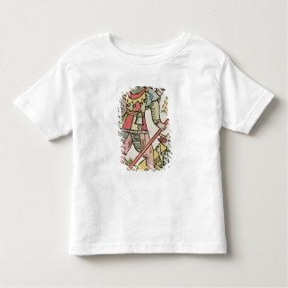 Atonement, tarot card, French Toddler T-Shirt