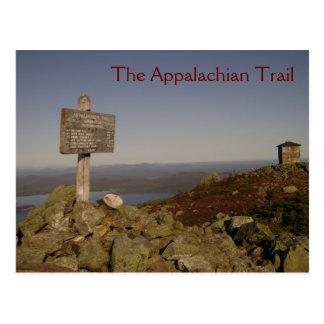 Atop Avery Peak - Customized Postcard