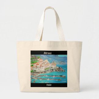 Atrani, Italy - Jumbo Tote Jumbo Tote Bag