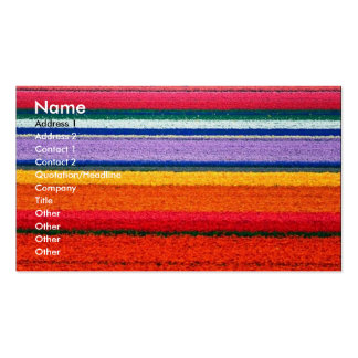 ATT000012, Name, Address 1, Address 2, Contact ... Double-Sided Standard Business Cards (Pack Of 100)