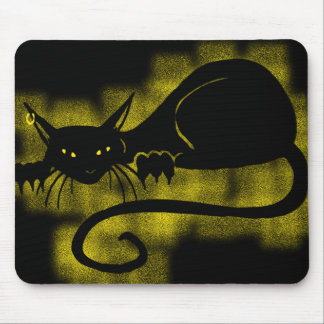 Attack Cat Solo Mousepad