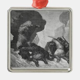 Attack Christmas Ornament