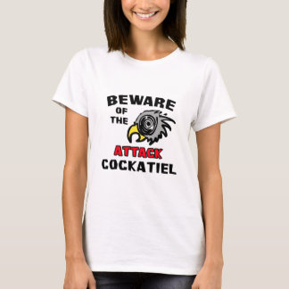 Attack Cockatiel T-Shirt
