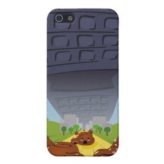 Attack of Shoezilla iPhone 4 Case