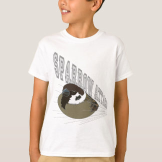 Attack of sparrow T-Shirt