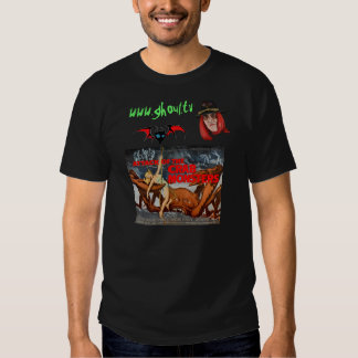 Attack of the Crab Monsters T-shirts