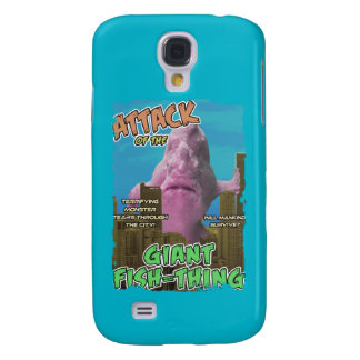 'Attack Of The Giant Fish Thing' Galaxy S4 Case