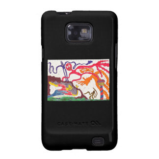 Attack of the Gummy People! Samsung Galaxy S2 Covers