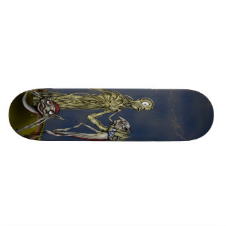 Attack of the Rooter 18.1 Cm Old School Skateboard Deck