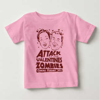 Attack of the Valentines Zombies Shirts