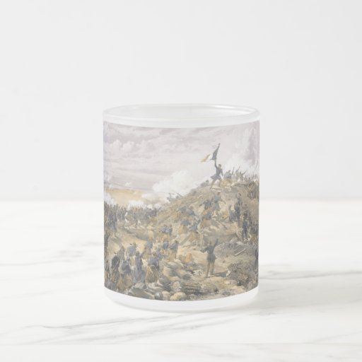 Attack on the Malakoff by William Simpson Coffee Mug