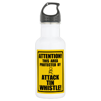 Attack Tin Whistle 532 Ml Water Bottle