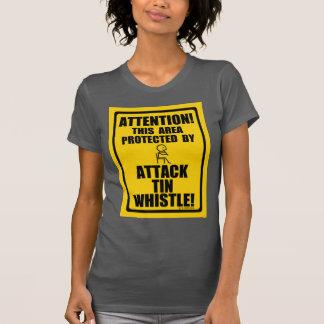 Attack Tin Whistle T-Shirt