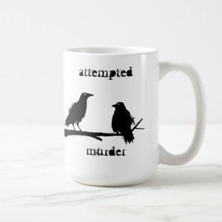 attempted murder crows mug