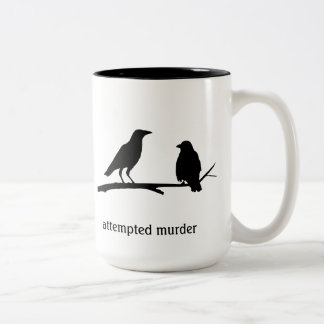 Attempted murder mug
